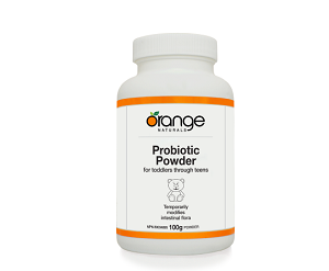 Orange Naturals Probiotic Powder Toddler to Teen 100g