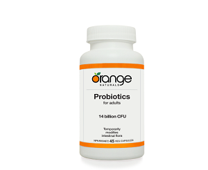 Orange Naturals Probiotics 14 Billion CFU (45 vegcaps)