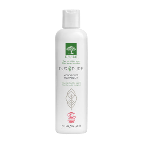 Druide Pur & Pure Unscented Organic Conditioner 250ml