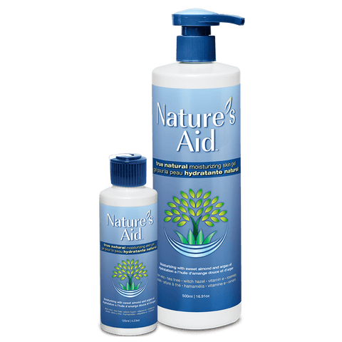 Nature's Aid True Natural Moisturizing Skin Gel