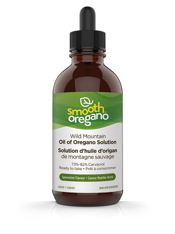 Smooth Oregano Oil of Oregano