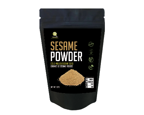 BR Naturals Ground Sesame Seed - 227g