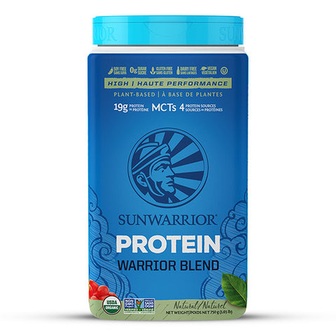 Sunwarrior Warrior Blend Raw Protein 3.0