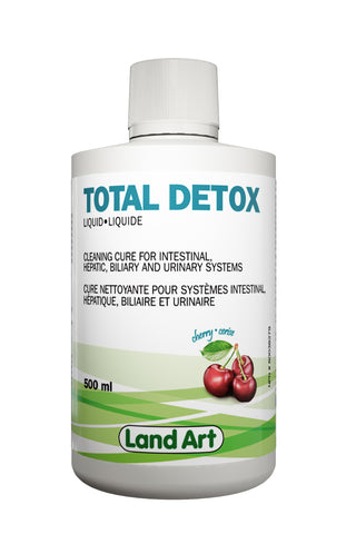 Land Art Total Detox Liquid 500ml