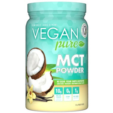 Vegan Pure MCT Powder Vanilla 316g