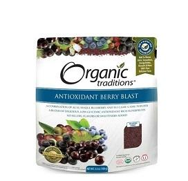 Organic Traditions Antioxidant Berry Blast 100g