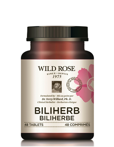 Wild Rose Biliherb (60 Tablets)