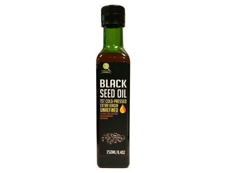BR Naturals Black Cumin Seed Oil - 250ml / 8.8oz