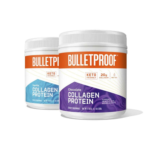 Bulletproof Flavoured Collagen Protein (500g)