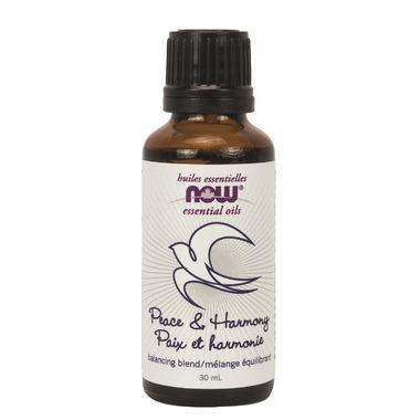 NOW Foods Peace & Harmony Blend Oil 30ml