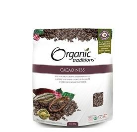 Organic Traditions Cacao Nibs 454g