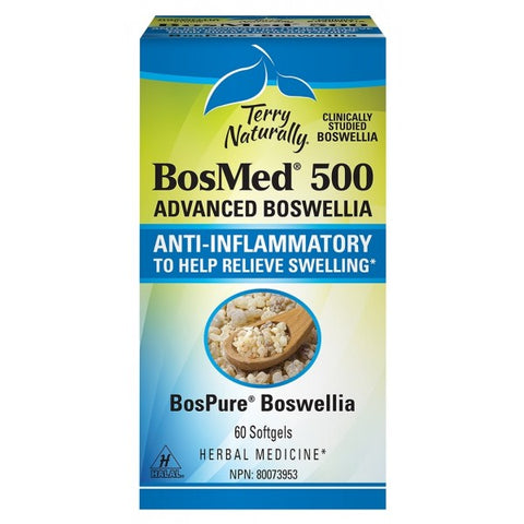 Terry Naturally BosMed® 500 (60 Softgels)