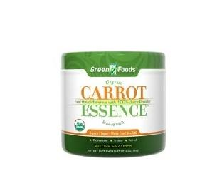 Green Foods Carrot Essence 150g