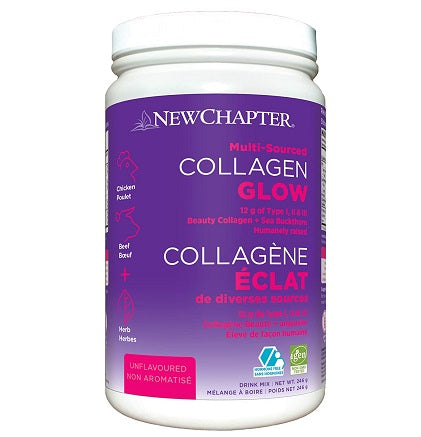 New Chapter Collagen Glow (246g)