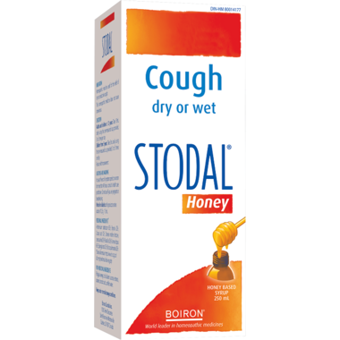 Boiron Stodal® Honey Cough Syrup 200ml