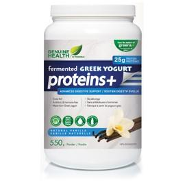 Genuine Health Fermented Greek Yogurt Proteins+ (550g)