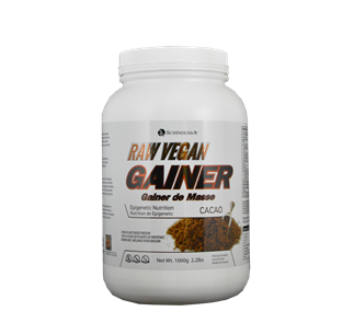 Schinoussa Raw Vegan Gainer (1000g)