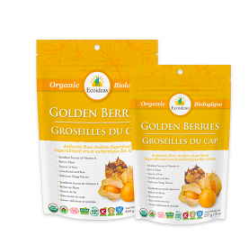 Ecoideas Organic Golden Inca Berries