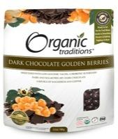 Organic Traditions Golden (Inca) Berries 454g