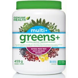 Genuine Health Greens+ Multi+ (534g)