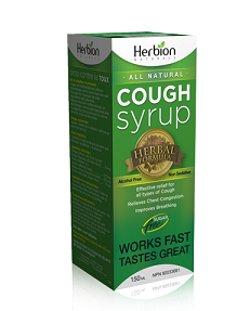 Herbion All Natural Cough Syrup 150ml