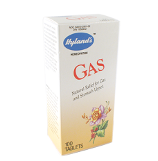 Hyland's Gas (100 Tablets)