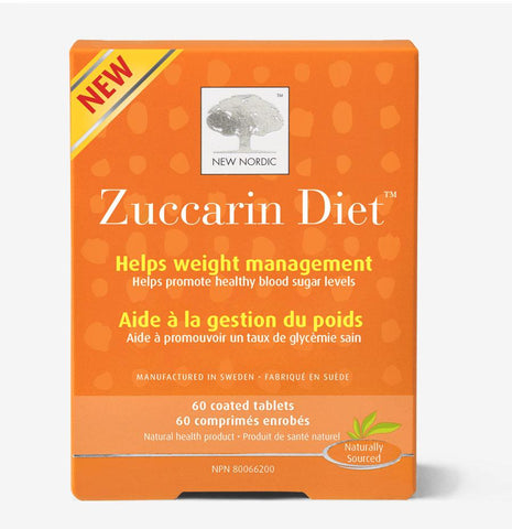 New Nordic Mulberry Zuccarin Diet (60 tabs)