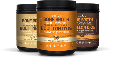 BeLive Bone Broth Next Generation Protein