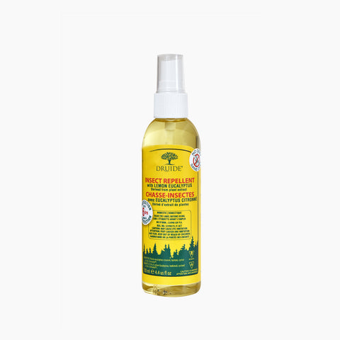 Druide Lemon Eucalyptus Insect Repellent Lotion (130ml)