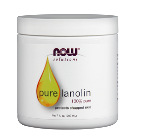 NOW Solutions Pure Lanolin (198g)