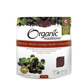 Organic Traditions Maqui Berry Powder 100g