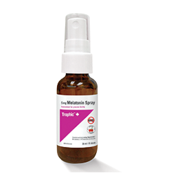 Trophic Melatonin Spray 5mg (30ml - 23 doses)