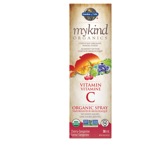 mykind Organics - Vitamin C Organic Spray - 58ml