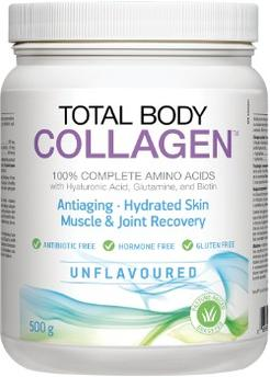 Natural Factors Total Body Collagen Powder (500g)