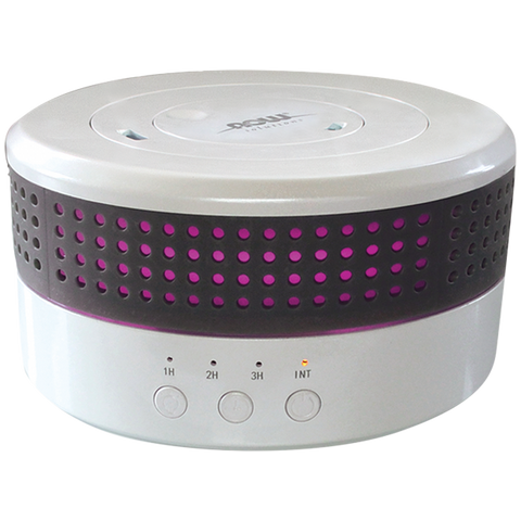 NOW Foods Dual Mist Ultrasonic Essential Oil Diffuser