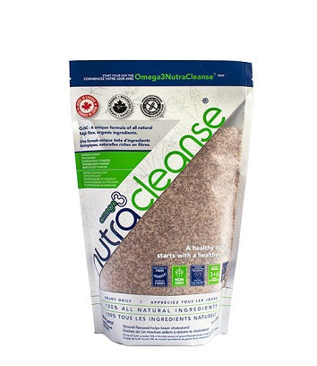 NutraCleanse Organic High-Fibre Food (1kg bag)