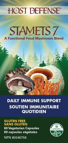 Host Defense Mushrooms Stamets 7 Capsules