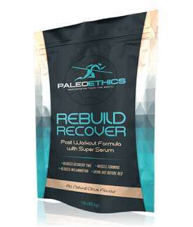 PaleoEthics Rebuild Recover Post Workout Formula 315g