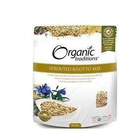 Organic Traditions Sprouted Risotto Mix 454g