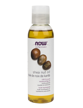 NOW Solutions 100% Pure Shea Nut Oil 473ml