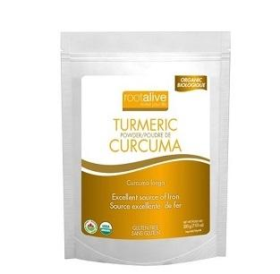 Rootalive Organic Turmeric Powder