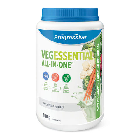 Progressive VegEssential All-In-One (840g)