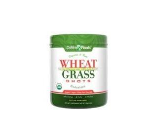 Green Foods Wheat Grass Shot