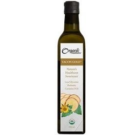 Organic Traditions Yacon Gold Syrup 250ml