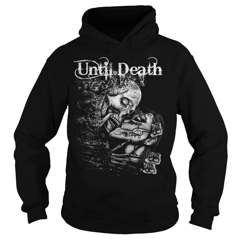 Until Death - Front Print Version