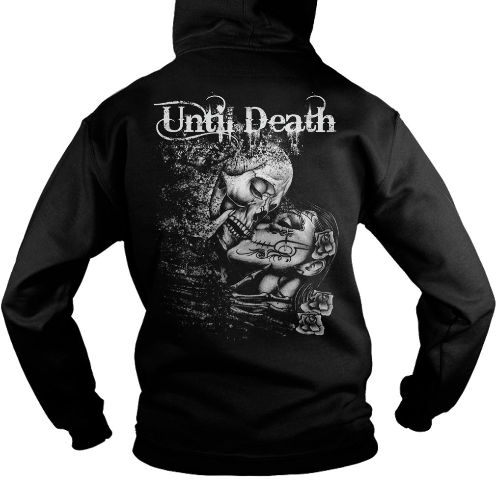 Until Death - Back Print Version