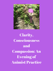 Clarity, Consciousness & Compassion: Sept 18