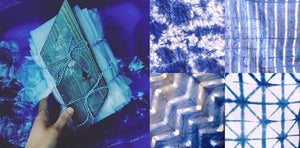 Shibori Inspired Indigo Dyeing Workshop: Oct 6