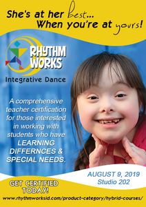 Rythym Works Integrative Dance Workshop