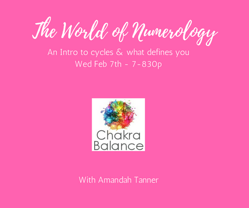 The World of Numerology - How numbers affect your life: Feb 7